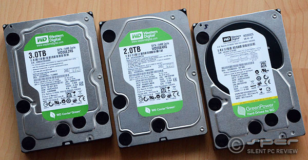 Best Quietest Hard Drives